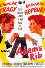 Adam's Rib V O  st fr : summary, production year, showtimes
