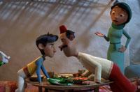 Amir et Mina: Les aventures du tapis volant