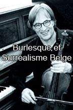 Burlesque et Surréalisme Belge