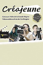 Créajeune 2016/17 - Concours vidéo de la Grande Région