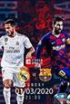 El Clásico: Real Madrid - FC Barcelona V.Fran.