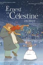 Den Ernest an d'Célestine: E Wantermäerchen