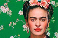 Exhibition 2020: Frida Kahlo