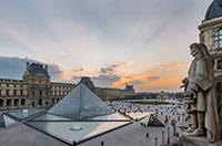 Exhibition 2020 : Une nuit au Louvre