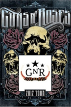 Guns N' Roses 2012 - Live Tour Film