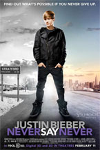 Justin Bieber: Never Say Never - 3D