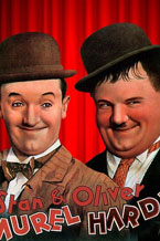 Laurel & Hardy: 4 Stummfilme