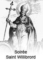 Soirée Saint Willibrord