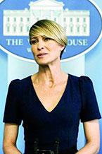 Vue sur la scène politique: House of Cards